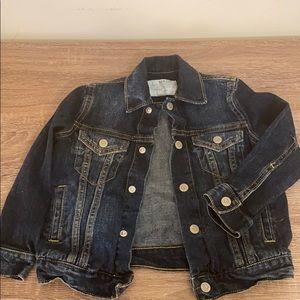 Gymboree Blue Jean Jacket